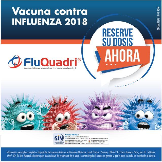Fluarix -Vacuna contra la Influenza