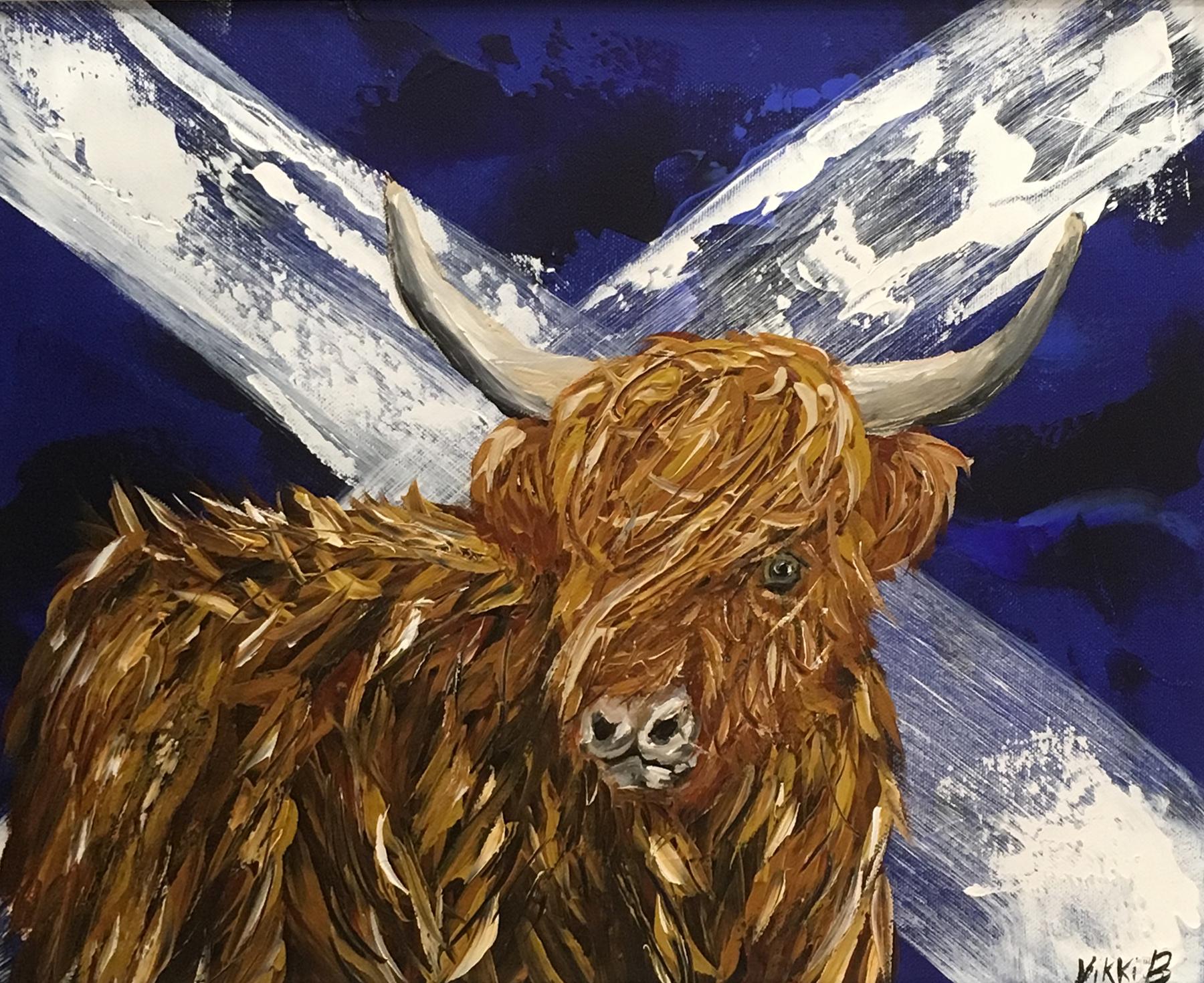 Highland Spirit - Harvey