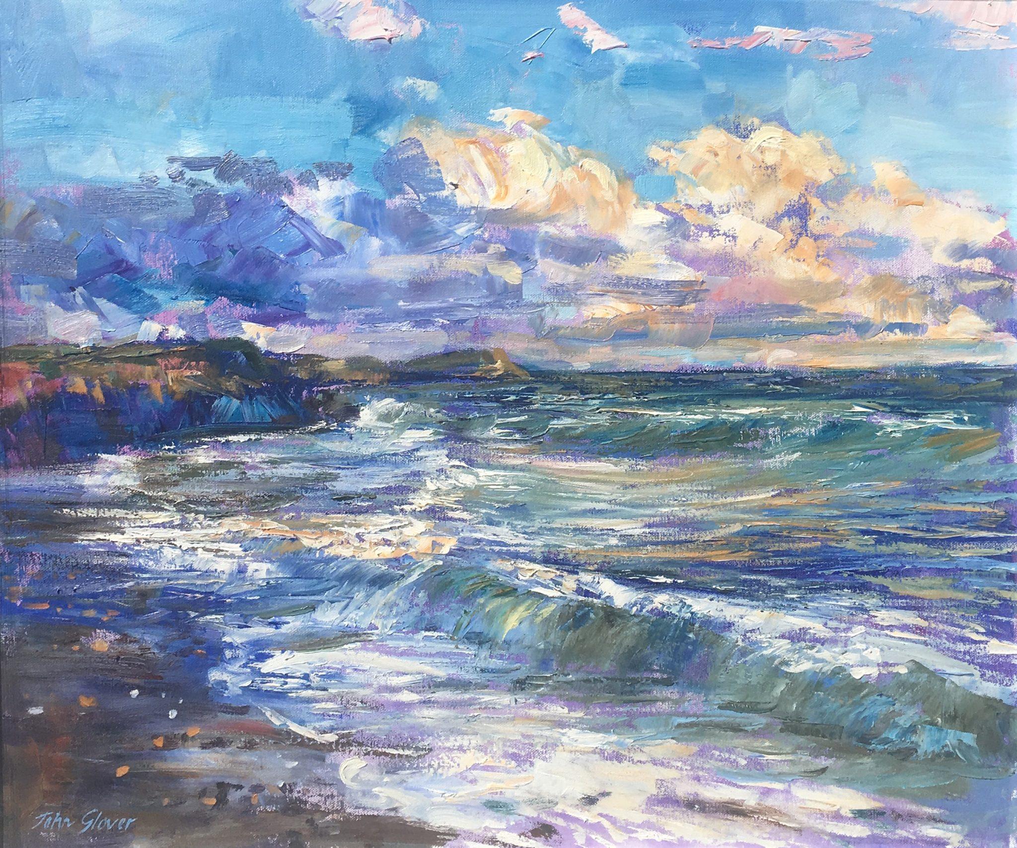 Monreith Bay Waves