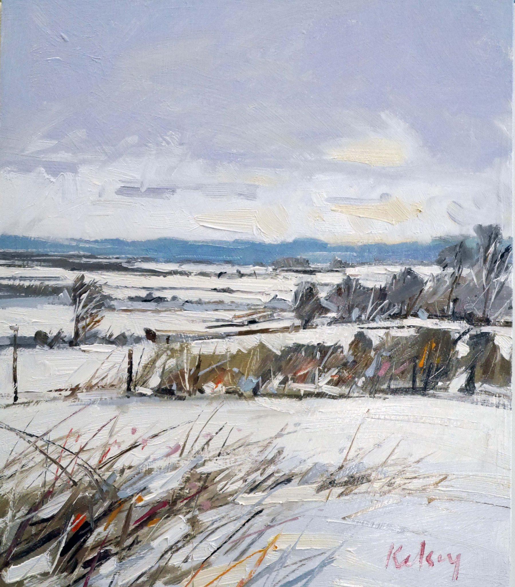 Snowy Landscape, Renfrewshire