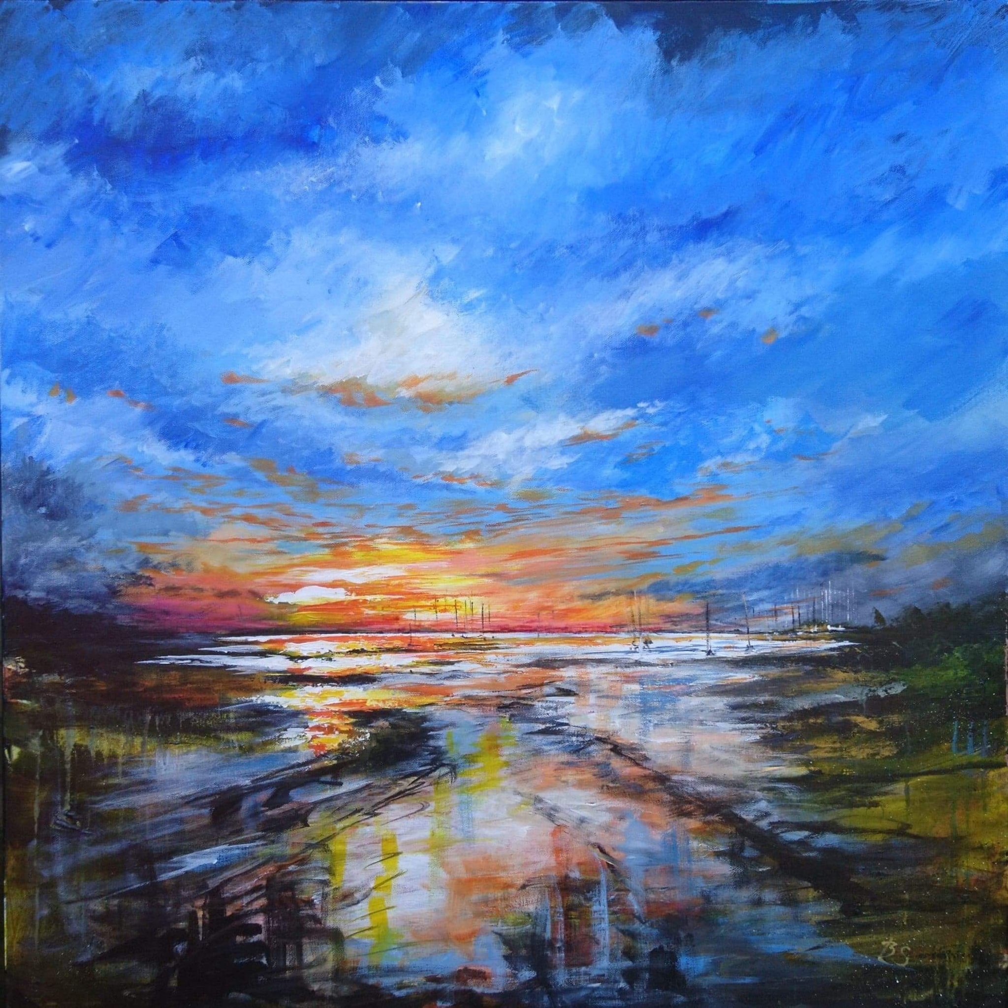 Estuary Light &  Colour