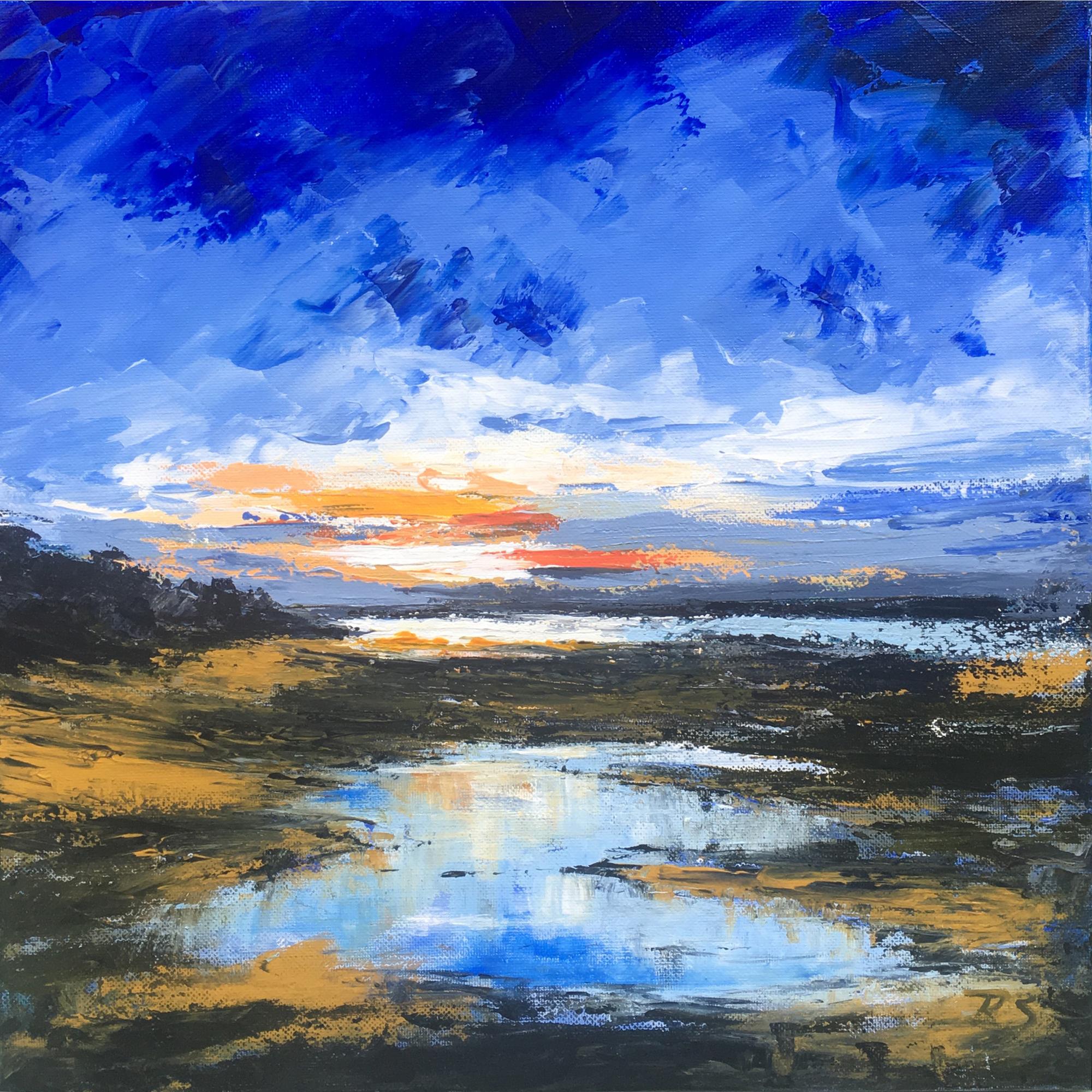 Estuary Sunset & Peace