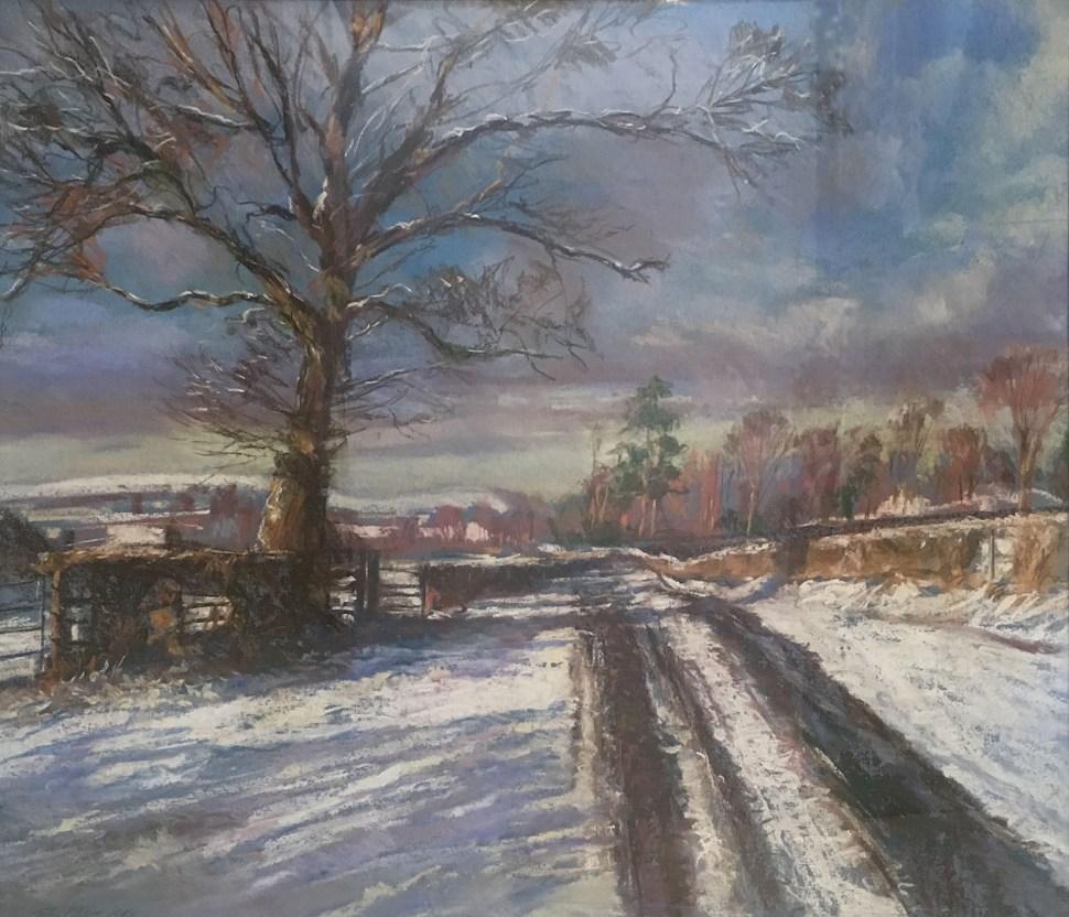 Down Winter's Track