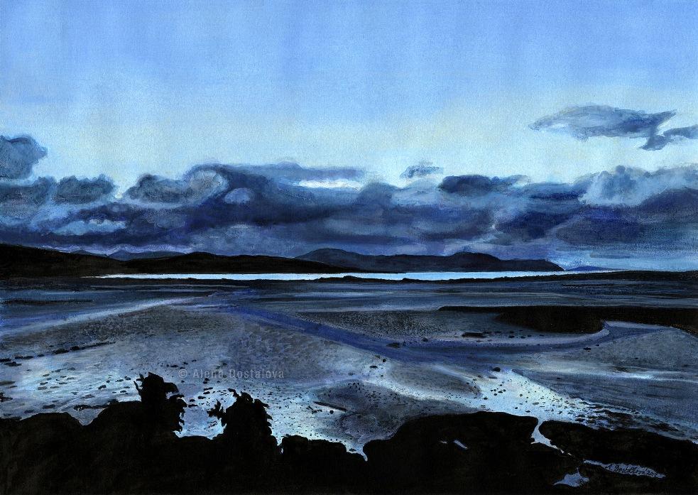Low Tide on Skye