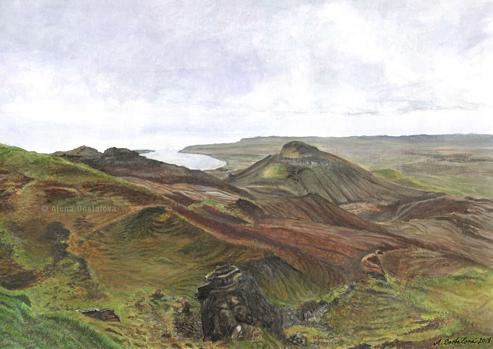 View from Trotternish