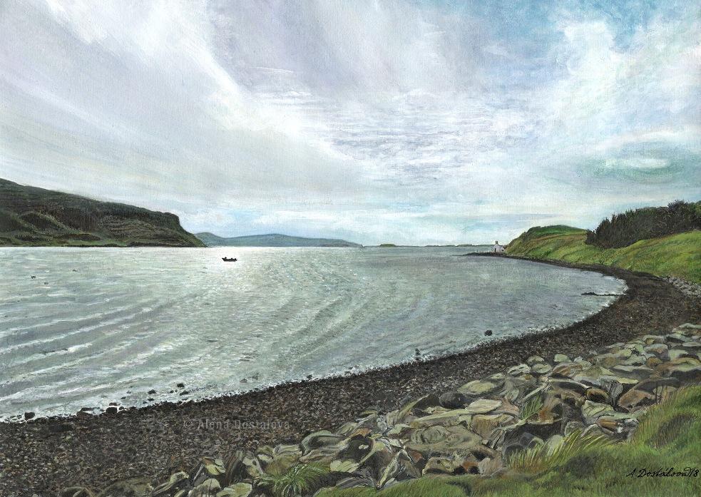 Waternish Shore