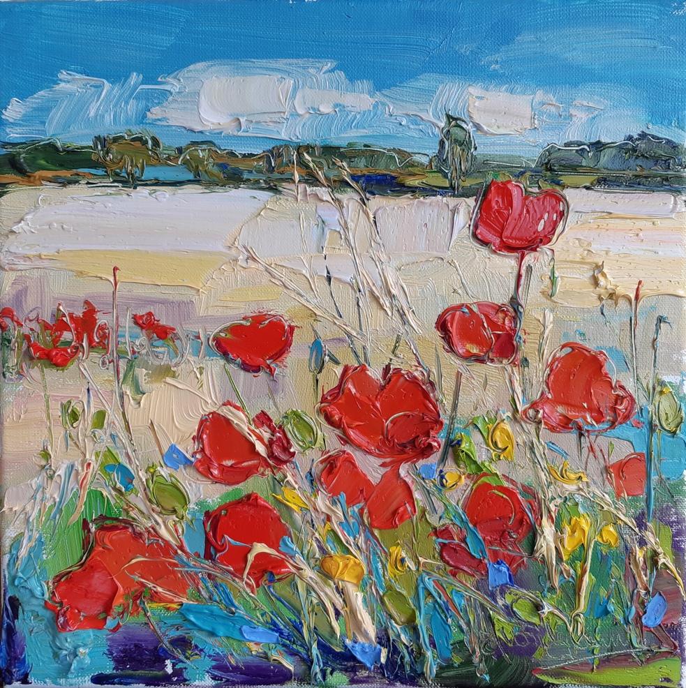 East Lothian Poppies