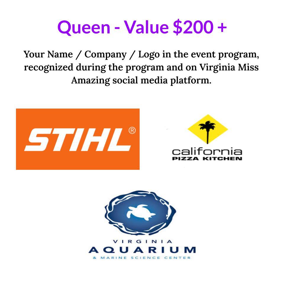VMA - Queen sponsors 2020