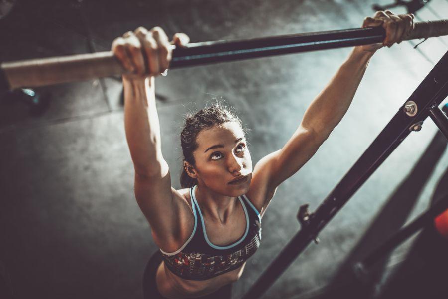 Reussir Votre Premiere Traction 4 Exercices De Gainage Pour Vous Aider