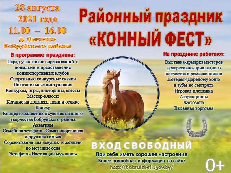 konnyi-fest-proidyot-v-konce-avgusta-v-bobruiskom-raione