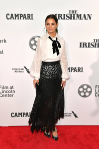 KATIE HOLMES - Outfit Chic Cerimonia Lusso