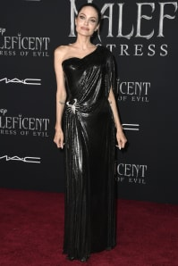 Angelina Jolie - Outfit Chic Cerimonia Lusso