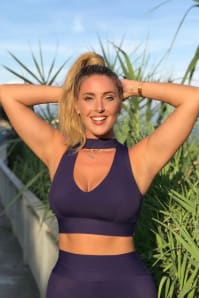 Laura Brioschi - Outfit Casual Fitness Fascia Media