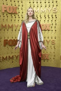 Gwendoline Christie - Outfit Chic Cerimonia Lusso