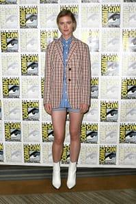Mackenzie Davis - Outfit Country Tutti i giorni Lusso