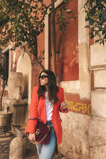 Ilaria Scalera - Outfit Casual Scuola / Università Economico