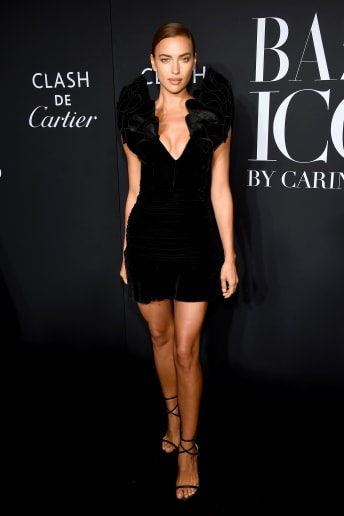 Irina Shayk - Outfit Chic Serata speciale Lusso