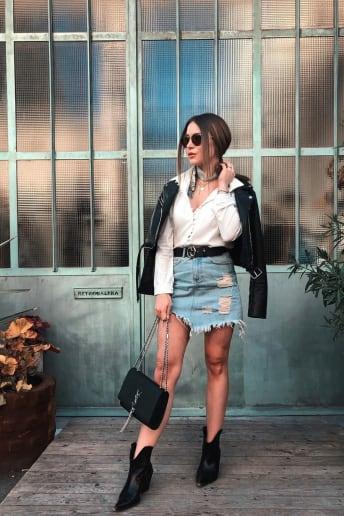 Giulia Francesca Riva - Outfit Trendy Tutti i giorni Lusso