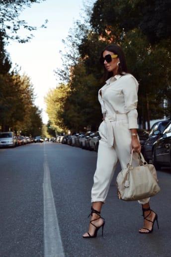 Paola Modugno - Outfit Trendy Ufficio Lusso
