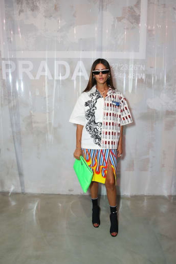 Gilda Ambrosio - Outfit Trendy Tutti i giorni Lusso