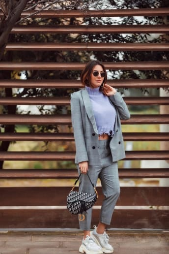 Paola Modugno - Outfit Trendy Tutti i giorni Lusso