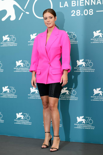 Adele Exarchopoulos - Outfit Trendy Cerimonia Lusso
