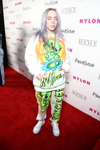 Billie Eilish - Outfit Urban Tutti i giorni Fascia Media