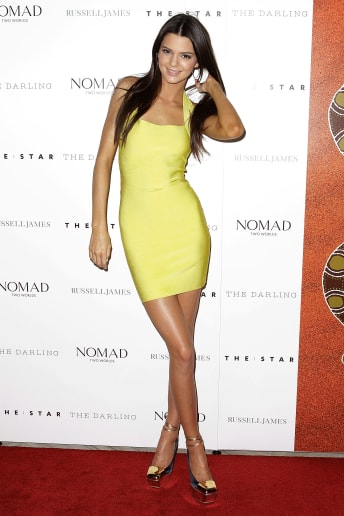 Kendall Jenner - Outfit Sexy Serata speciale Lusso