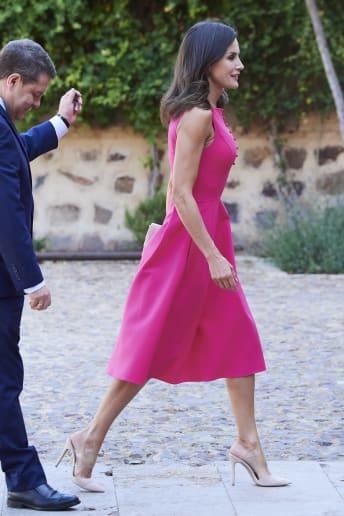 Letizia Ortiz - Outfit Chic Serata speciale Fascia Media