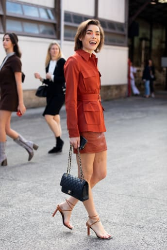 Bambi Northwood-Blyth - Outfit Chic Serata speciale Lusso