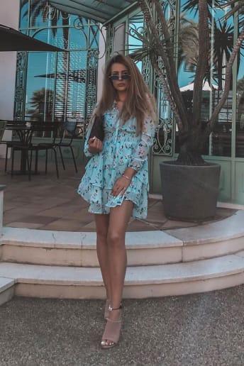 Roberta Gervasi - Outfit Bon Ton Scuola / Università Economico
