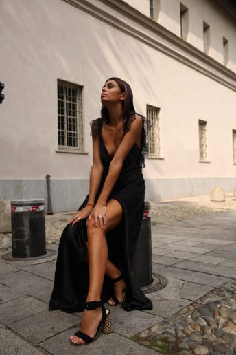 Marianna Zuliani - Outfit Chic Serata speciale Lusso