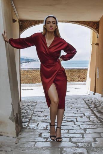 Enrica Sciarretta - Outfit Chic Serata speciale Fascia Media