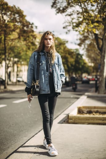 hot sales 4235d b445d Come abbinare la giacca di jeans: 6 idee outfit per l'autunno