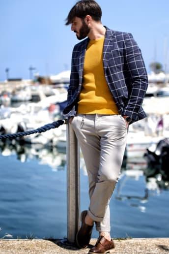Emanuele Faucetta - Outfit Trendy Fascia Media