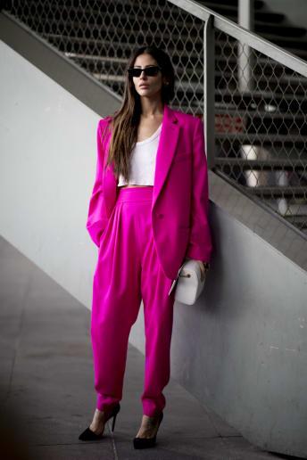Gilda Ambrosio - Outfit Chic Cerimonia Lusso