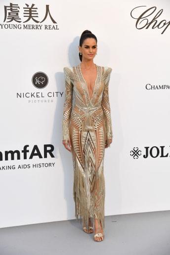 Izabel Goulart - Outfit Chic Cerimonia Lusso