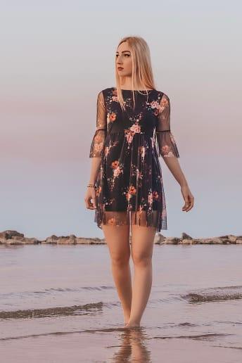 Enrica Sciarretta - Outfit Chic Serata speciale Economico