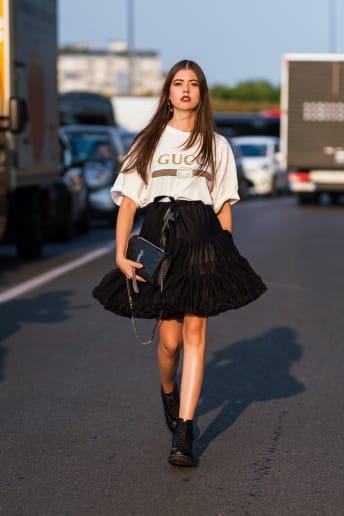 Irene Nicolao - Outfit Urban Scuola / Università Lusso