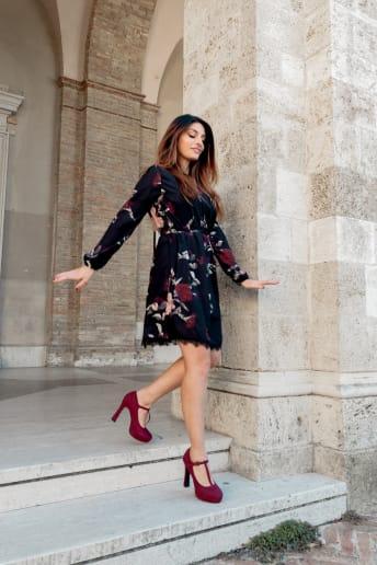 Laura Manfredi - Outfit Bon Ton Cerimonia Fascia Media