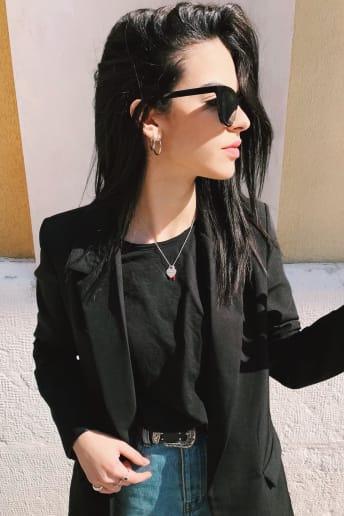 Elisabetta Laterza - Outfit Casual Tutti i giorni Economico