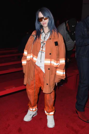 Billie Eilish - Outfit Urban Tutti i giorni Lusso