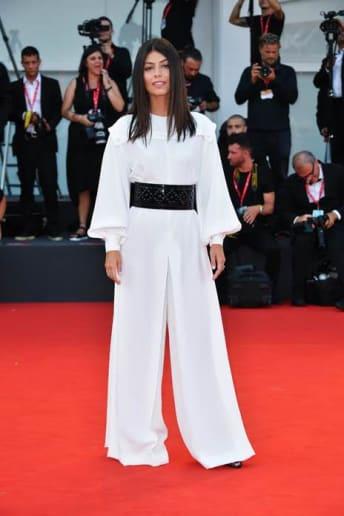 Alessandra Mastronardi - Outfit Chic Cerimonia Lusso
