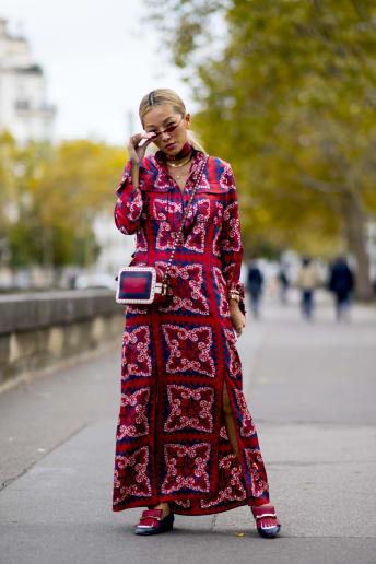 Outfit Donna - Etnico Tutti i giorni Lusso
