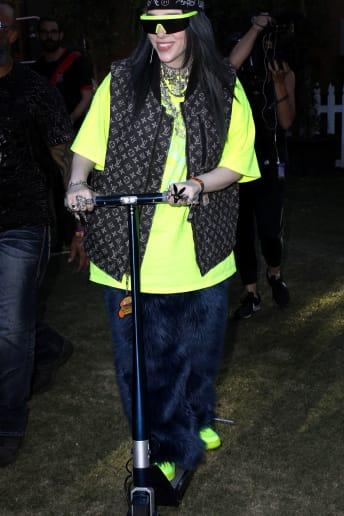Billie Eilish - Outfit Urban Festival Lusso