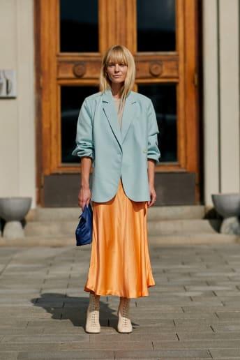 sale retailer 07c5a 73bd7 Come indossare la gonna lunga: 13 idee outfit per l'estate