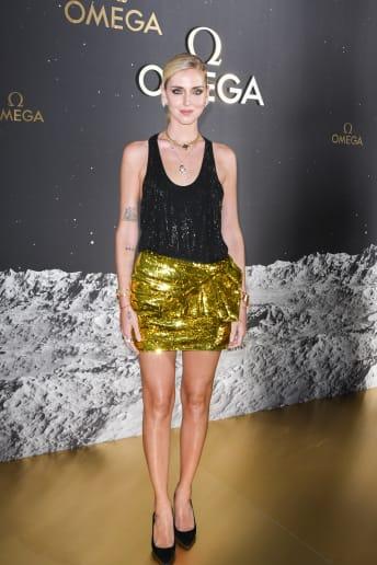Chiara Ferragni - Outfit Chic Cerimonia Lusso