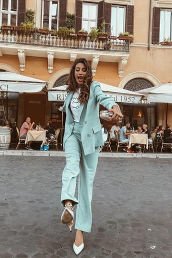 Federicola - Outfit Chic Ufficio Economico