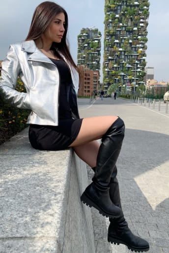 Elisabetta Galimi - Outfit Urban Tutti i giorni Fascia Media