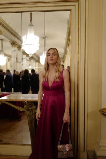 Carlotta Scarlini - Outfit Bon Ton Serata speciale Lusso